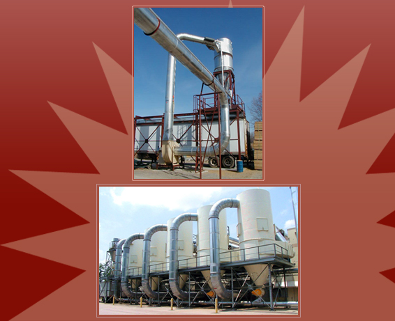 Dust Collection and Air Filtration Systems for wood, metal, synthetic dust, fumes, smoke, toxic vapors